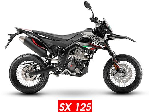 APRILIA SX125