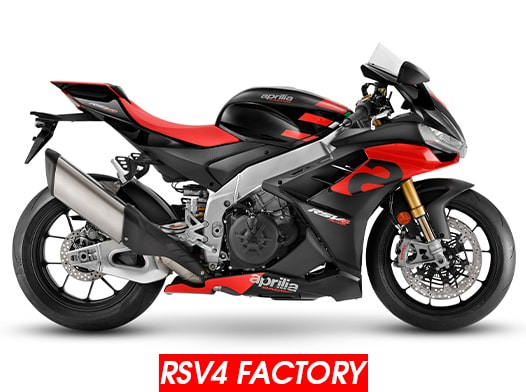 aprilia RSV4 1100cc FACTORY