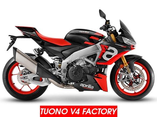 APRILIA TUONO V4 FACTORY 1100cc